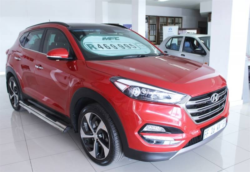 used hyundai tucson 1 6 tgdi elite dct for sale in gauteng. Black Bedroom Furniture Sets. Home Design Ideas