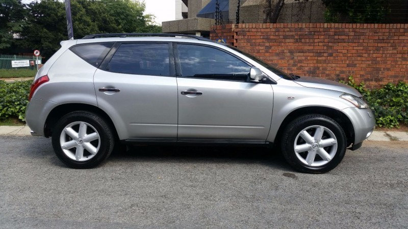 Used Nissan Murano For Sale In Gauteng Cars Co Za Id