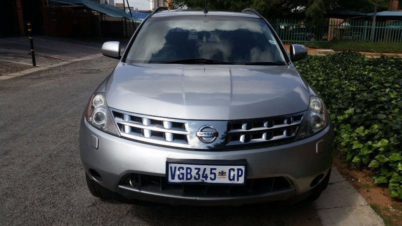 used nissan murano for sale in gauteng id 1867493. Black Bedroom Furniture Sets. Home Design Ideas