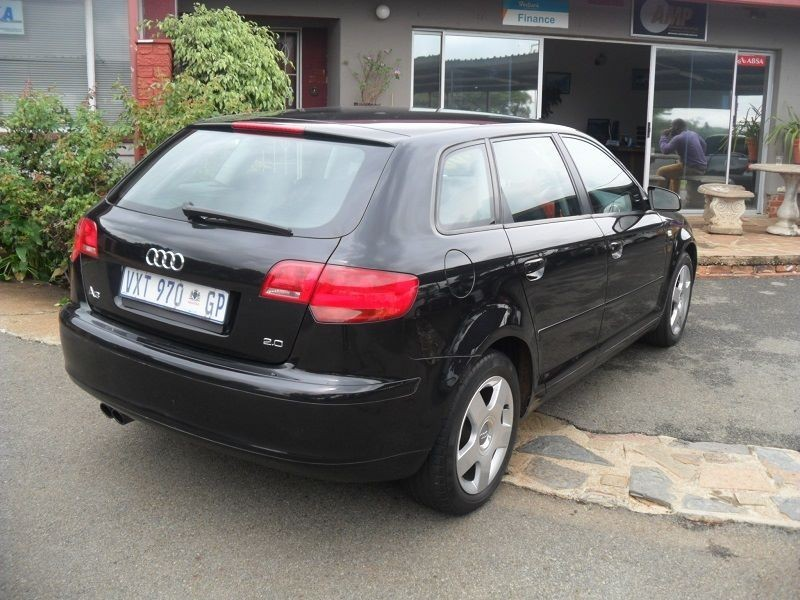 used audi a3 sportback 2 0 fsi ambition for sale in gauteng id 1867500. Black Bedroom Furniture Sets. Home Design Ideas
