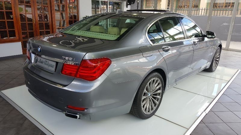 2009 bmw 7 series 750i f01 full house for sale in gauteng. Cars Review. Best American Auto & Cars Review