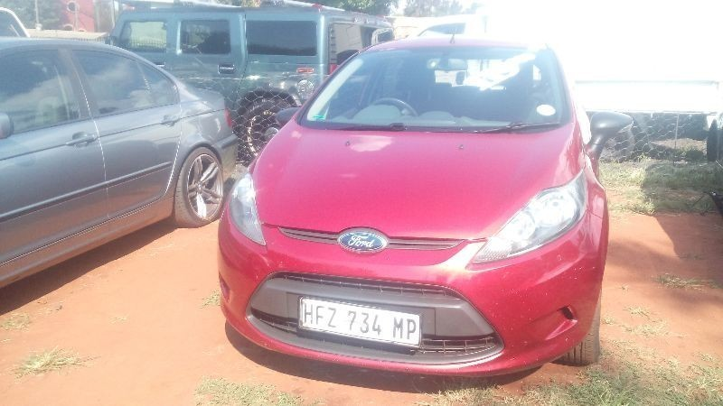 used ford fiesta 1 4 trend 5 door for sale in gauteng id 1867598. Black Bedroom Furniture Sets. Home Design Ideas