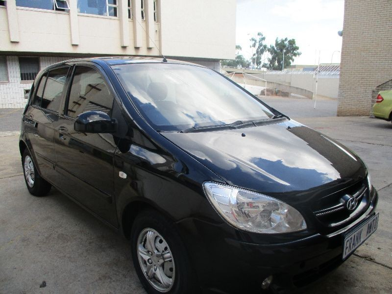 used hyundai getz 1 6 2008 hyundai getz for sale in. Black Bedroom Furniture Sets. Home Design Ideas