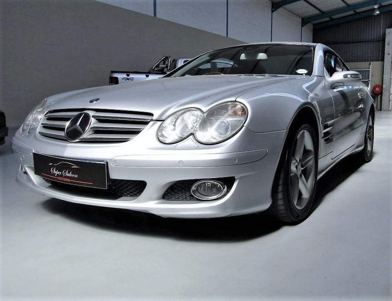 Used mercedes benz sl class sl 500 roadster 7sp for sale for 2008 mercedes benz sl class