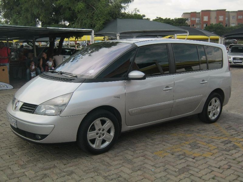 used renault espace expression a t for sale in gauteng id 1868621. Black Bedroom Furniture Sets. Home Design Ideas