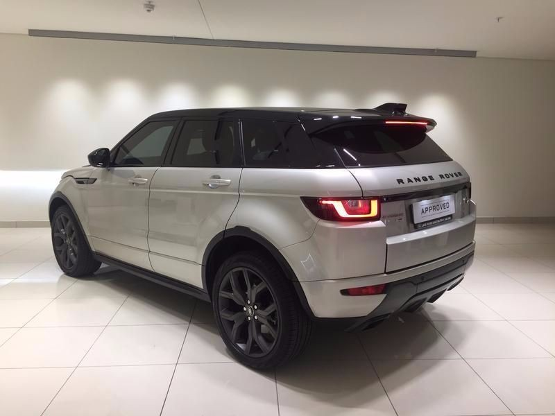 used land rover evoque 2017 range rover evogue hse dynamic for sale in gauteng id. Black Bedroom Furniture Sets. Home Design Ideas