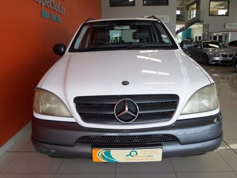 Used mercedes benz m class ml 320 facelift a t for sale in for 2001 mercedes benz ml320 radio