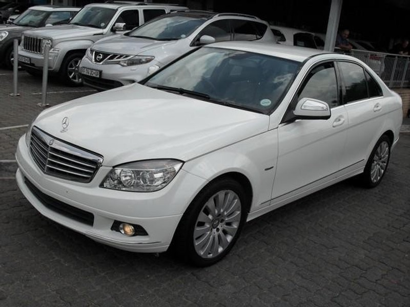 Used mercedes benz c class c350 elegance a t for sale in for 2008 mercedes benz c class for sale