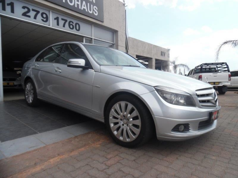Used mercedes benz c class c200k elegance for sale in for 2009 mercedes benz c300 for sale