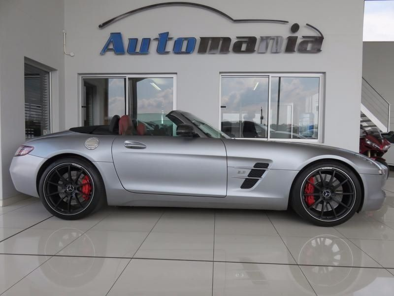 Used mercedes benz sls class 2012 mercedes benz sls amg for Mercedes benz sls amg convertible for sale