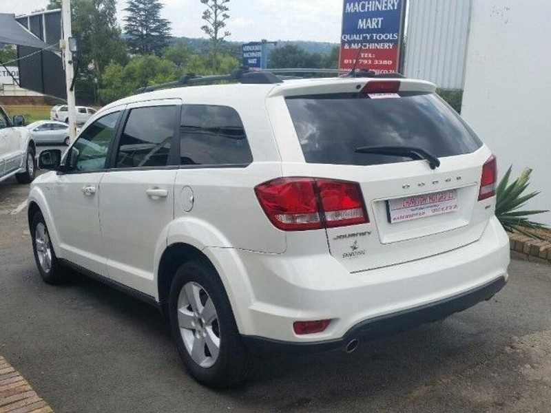used dodge journey 2 7 sxt a t for sale in gauteng id 1869899. Black Bedroom Furniture Sets. Home Design Ideas