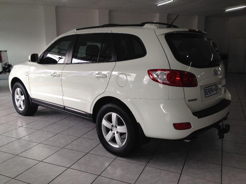 used hyundai santa fe 2 2 crdi 4 wheel drive 189000 km for sale in gauteng id. Black Bedroom Furniture Sets. Home Design Ideas