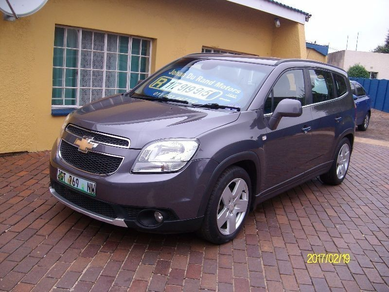 used chevrolet orlando for sale in gauteng id 1871066. Black Bedroom Furniture Sets. Home Design Ideas