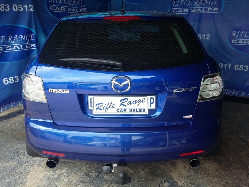 Used Mazda Cx 7 2 3 Disi A T For Sale In Gauteng Cars Co