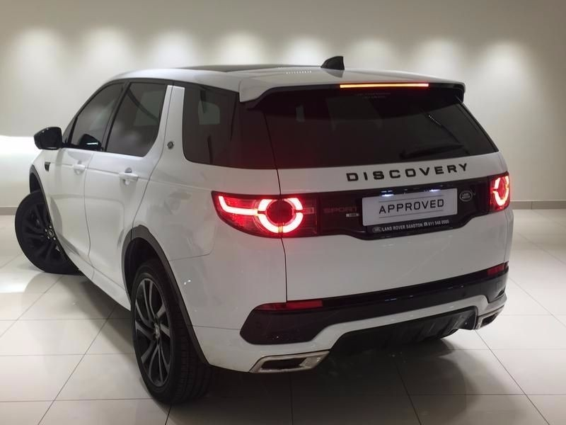 used land rover discovery 2017 sport hse lux for sale in. Black Bedroom Furniture Sets. Home Design Ideas