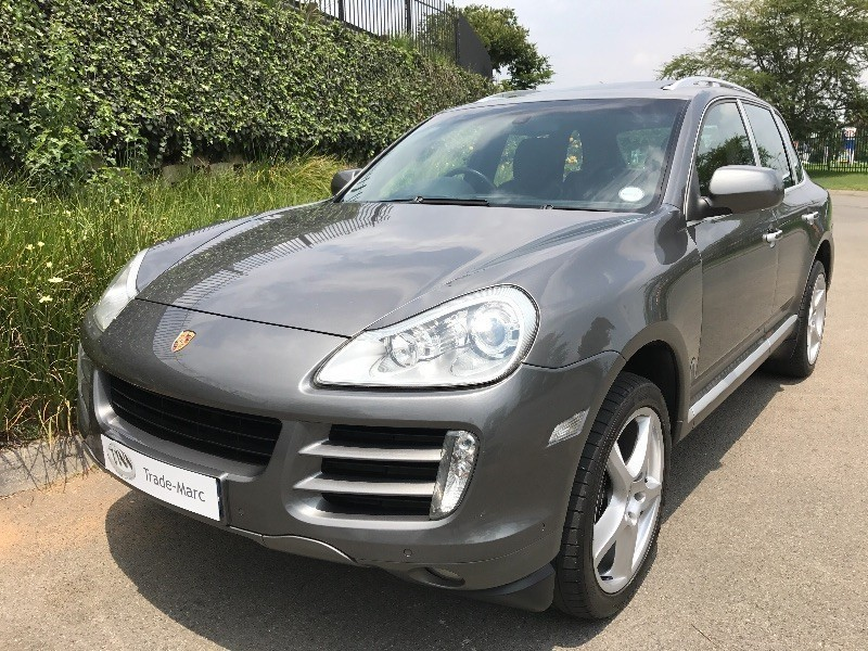 used porsche cayenne tiptronic for sale in gauteng id 1871907. Black Bedroom Furniture Sets. Home Design Ideas