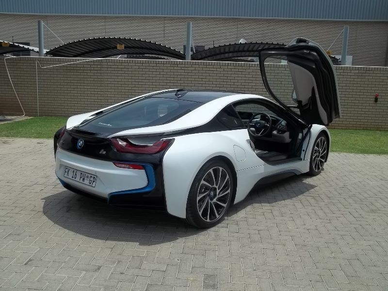 used bmw i8 i8 edrive auto for sale in gauteng id 1871953. Black Bedroom Furniture Sets. Home Design Ideas
