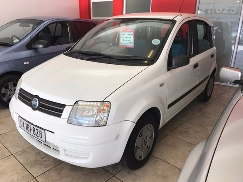 used fiat panda 1 2 dynamic for sale in western cape id 1871972. Black Bedroom Furniture Sets. Home Design Ideas