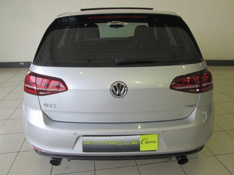 Used Volkswagen Golf Vii Gti 2 0 Tsi Dsg For Sale In