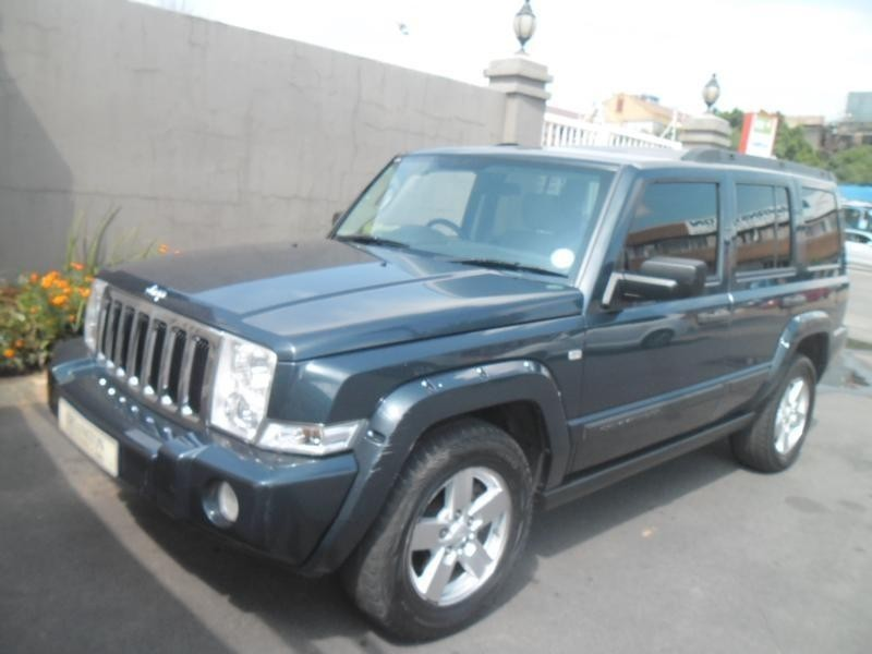 used jeep commander 3 0 limited for sale in gauteng id 1872039. Black Bedroom Furniture Sets. Home Design Ideas
