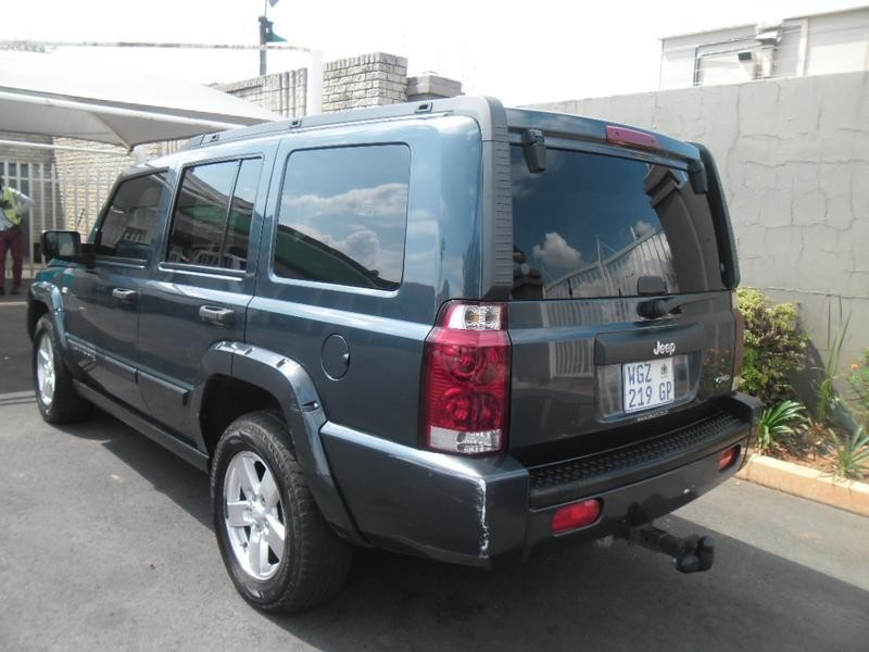 used jeep commander 3 0 limited for sale in gauteng id. Black Bedroom Furniture Sets. Home Design Ideas