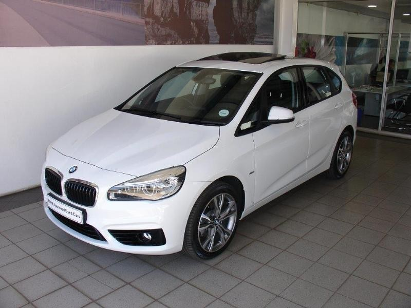 used bmw 2 series 218i sport line active tourer auto for sale in gauteng id 1872047. Black Bedroom Furniture Sets. Home Design Ideas
