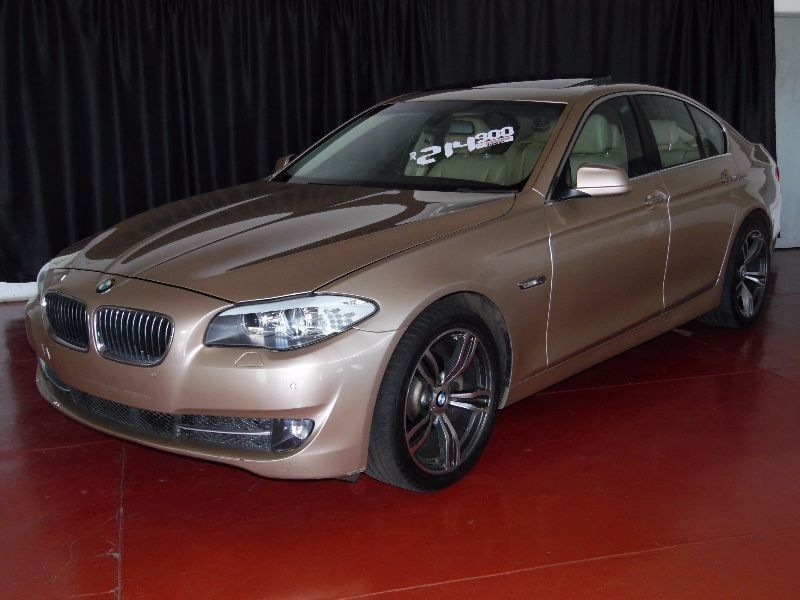 used bmw 5 series 523i a t f10 for sale in gauteng id 1872597. Black Bedroom Furniture Sets. Home Design Ideas