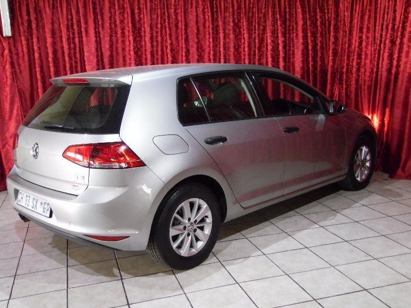 used volkswagen golf vii 1 4 tsi trendline for sale in gauteng id 1872622. Black Bedroom Furniture Sets. Home Design Ideas