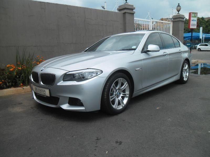 used bmw 5 series 520i a t m sport f10 for sale in gauteng id 1873149. Black Bedroom Furniture Sets. Home Design Ideas