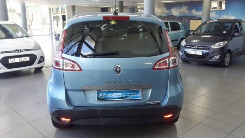 used renault scenic iii 1 6 expression for sale in kwazulu natal id 1873266. Black Bedroom Furniture Sets. Home Design Ideas
