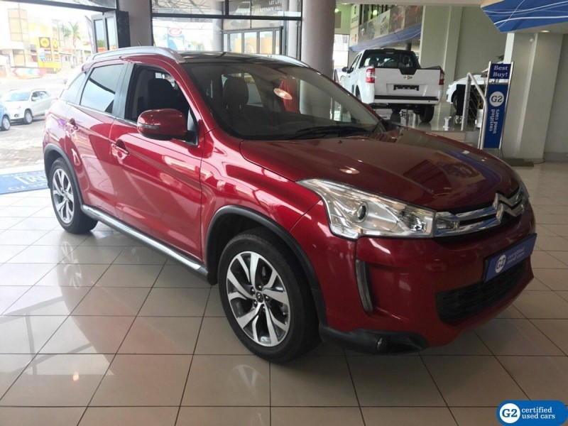 used citroen c4 aircross 2 0 exclusive awd a t for sale in gauteng id 1873448. Black Bedroom Furniture Sets. Home Design Ideas