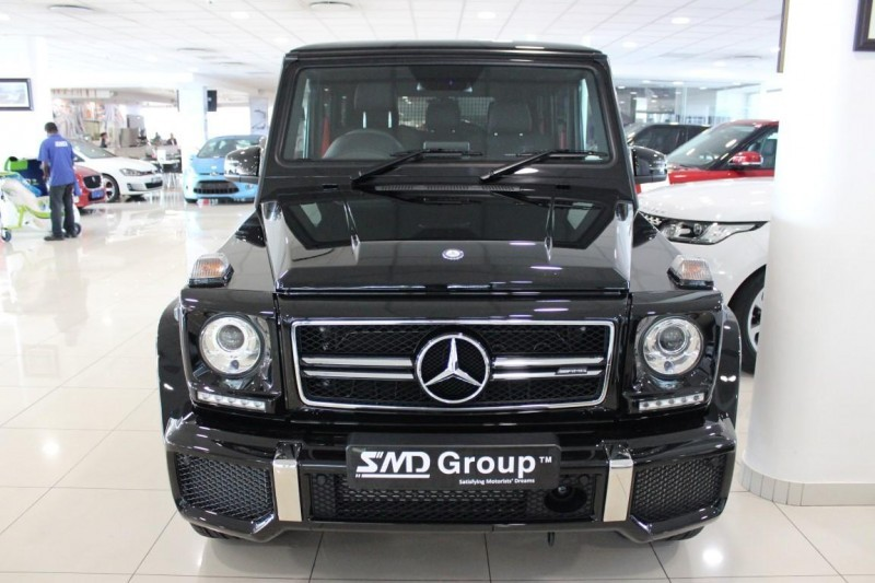 Used mercedes benz g class g63 amg for sale in kwazulu for Mercedes benz g series for sale