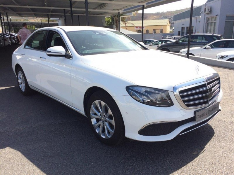 Used mercedes benz e class e 220d exclusive for sale in for Mercedes benz 220d for sale