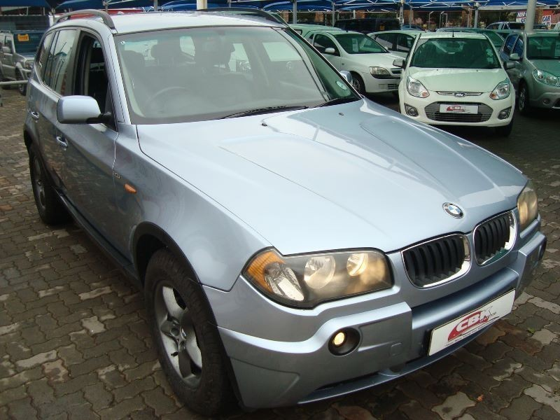 used bmw x3 activity a t for sale in gauteng id 1873992. Black Bedroom Furniture Sets. Home Design Ideas