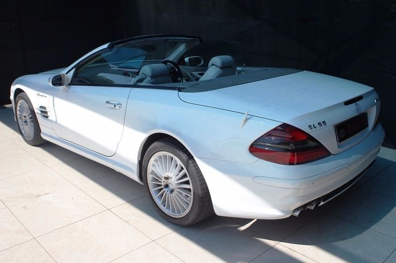 Used mercedes benz sl class sl 55 amg for sale in kwazulu for 2004 mercedes benz sl55 amg for sale