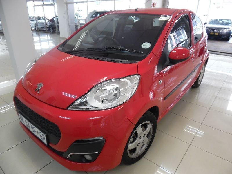 used peugeot 107 trendy for sale in gauteng id 1874266. Black Bedroom Furniture Sets. Home Design Ideas