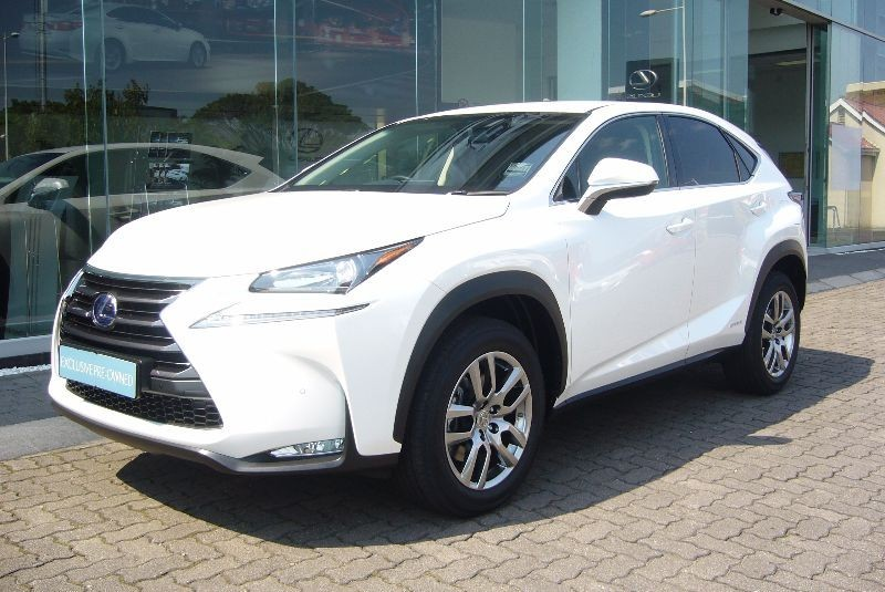 Used Lexus Nx 2 5 Ex Hybrid For Sale In Kwazulu Natal