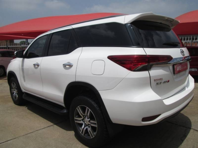 Used Toyota Fortuner 2 8gd 6 R B Auto For Sale In Gauteng