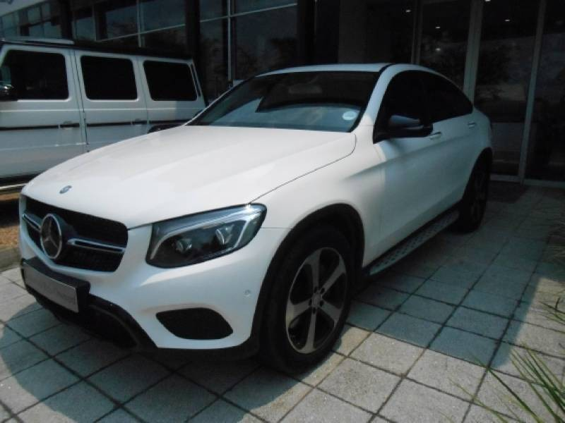 Used mercedes benz glc coupe 220d amg for sale in for Mercedes benz 220d for sale