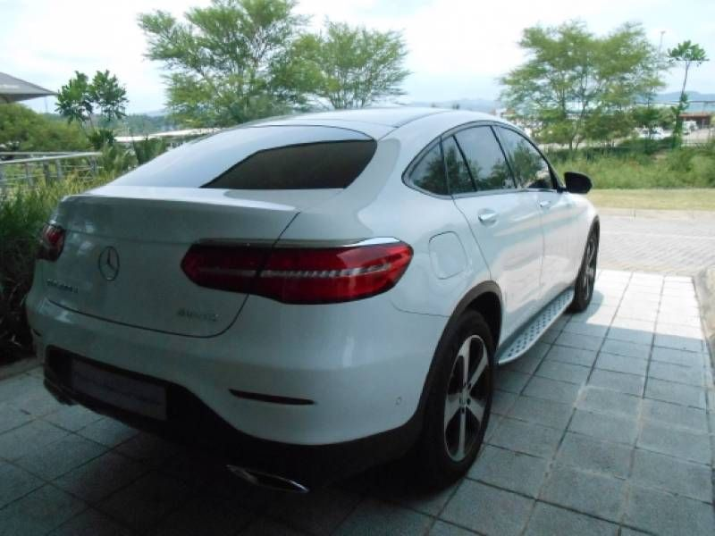 used mercedes benz glc coupe 220d amg for sale in mpumalanga id 1874679. Black Bedroom Furniture Sets. Home Design Ideas
