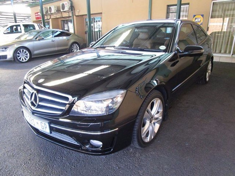 Used mercedes benz clc class clc 350 for sale in gauteng id 1874712 - Mercedes clc coupe for sale ...