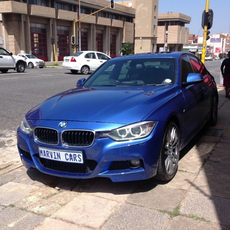 Used BMW 3 Series 328i GT M Sport Auto For Sale In Gauteng