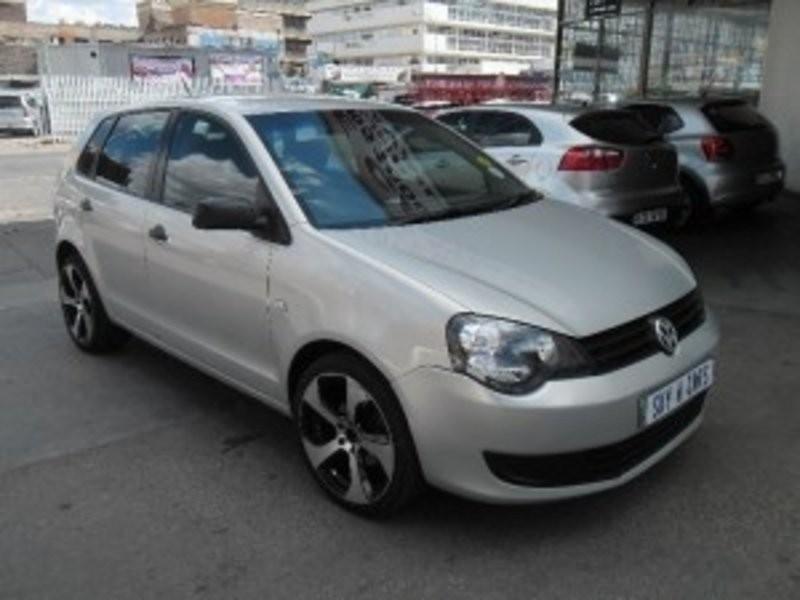 Used Volkswagen Polo Vivo 1 4 Trendline 2011 Model For