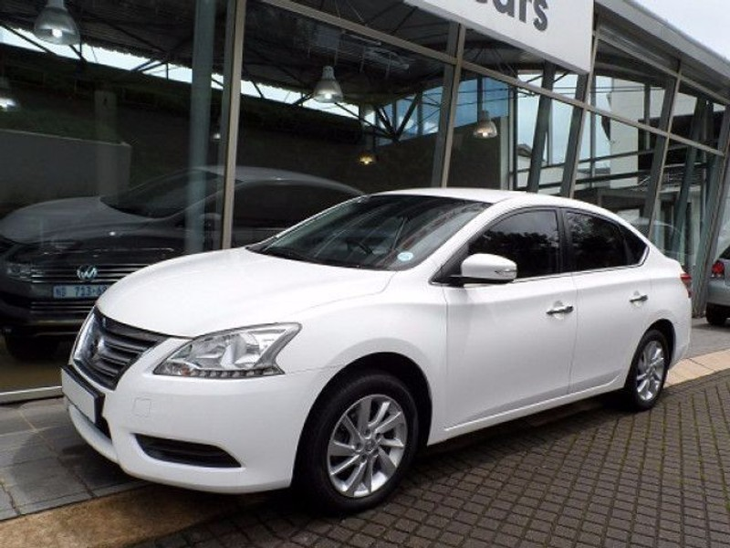 2014 Nissan Sentra Review Consumer Reports >> Used Nissan Sentra 1.6 Acenta CVT for sale in Kwazulu Natal - Cars.co.za (ID:1874970)