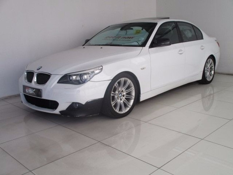 used bmw 5 series 523i sport a t e60 for sale in gauteng. Black Bedroom Furniture Sets. Home Design Ideas