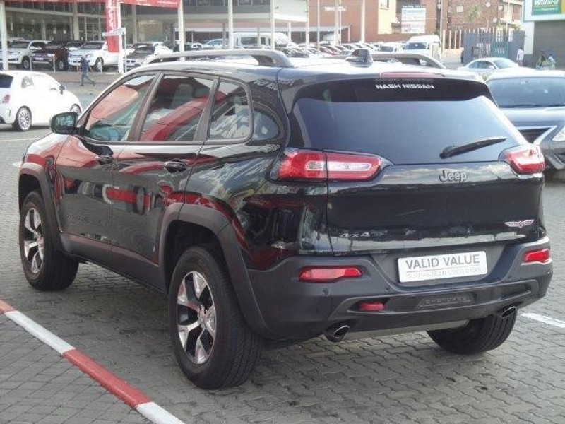 used jeep cherokee 3 2 trailhawk auto for sale in gauteng id 1875393. Black Bedroom Furniture Sets. Home Design Ideas