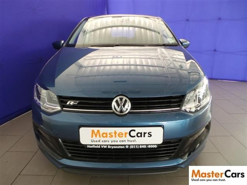used volkswagen polo gp 1 0 tsi r line dsg for sale in gauteng id 1875562. Black Bedroom Furniture Sets. Home Design Ideas