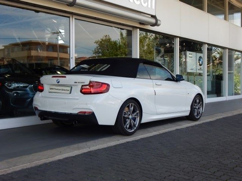 used bmw m2 m235i a t convertible for sale in kwazulu natal id 1876170. Black Bedroom Furniture Sets. Home Design Ideas