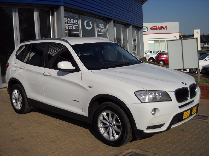 used bmw x3 x3 xdrive 2 0d exclusive auto for sale in gauteng id 1876175. Black Bedroom Furniture Sets. Home Design Ideas