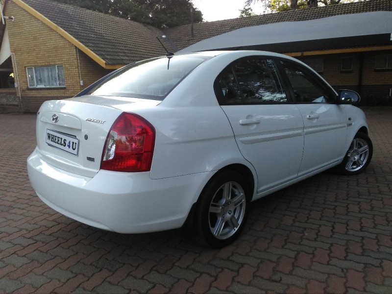 Used Hyundai Accent 1 6 Finance Available For Sale In